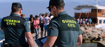 oposiciones guardia civil. preparacion. formacion alfer